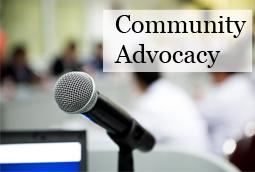 Community Advocacy